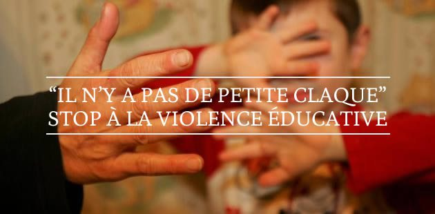 La Violence Educative Ordinaire (VEO), c'est quoi ?