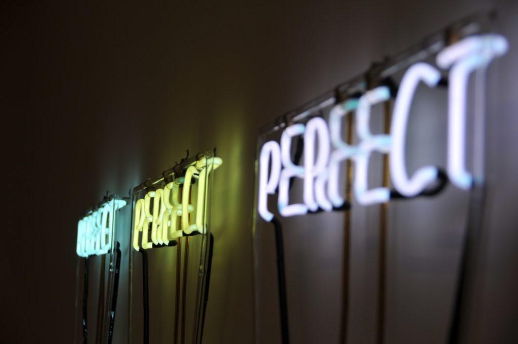 Perfection, vous avez dit perfection ?